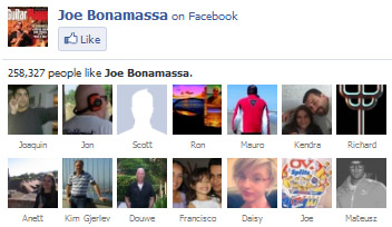 Joe Bonamassa on Facebook. 258,327 people like Joe Bonamassa