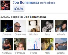 Joe Bonamassa on Facebook. 270,169 people like Joe Bonamassa